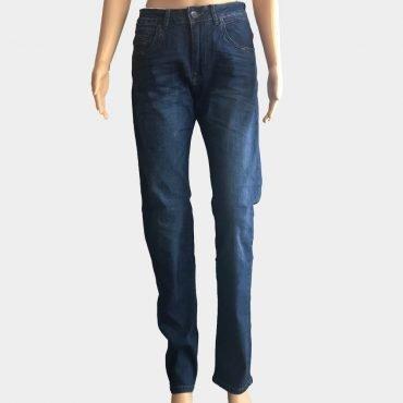 """""""Dromedar"""" Jeans Damen Übergröße gerades Bein Bootcut mit Reißverschluss"""