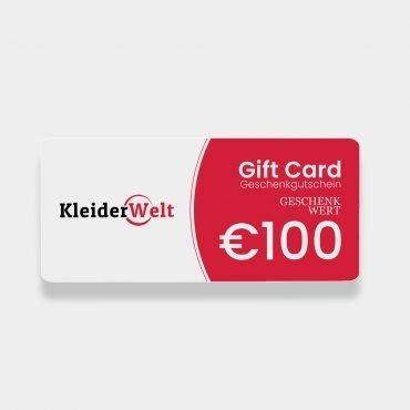 KleiderWelt 100 euro Giftcard